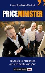 Pierre Kosciusko-Morizet - Priceminister - Toutes les entreprises ont été petites un jour.