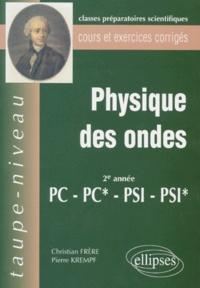PHYSIQUE DES ONDES. Cours et exercices corrigés.pdf