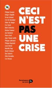 Pierre Kroll - Ceci n'est pas une crise.