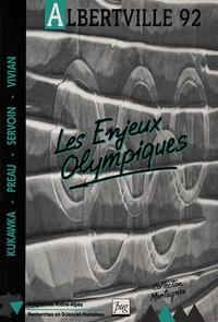Pierre Kukawka et Pierre Préau - Albertville 1992 - Les enjeux olympiques.