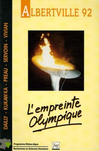 Pierre Kukawka - Albertville 92 - L'empreinte olympique.