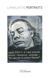 Pierre Lamalattie - Lamalattie - Portraits.