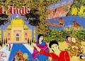 Pierre Landais et Annie Decarpes - L'Asie racontée aux enfants  : L'inde - Tome 2, Sanesh visite son pays.