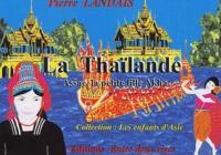 Pierre Landais - La Thaïlande - Assaé, la petite fille Akha.