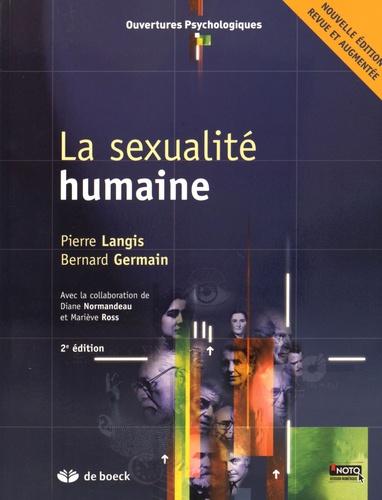 Pierre Langis et Bernard Germain - La sexualité humaine.