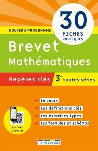 Pierre Larivière - Brevet mathématiques 3e toutes séries.