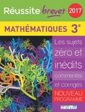 Pierre Larivière et Sylvie Grécourt - Mathématiques 3e.