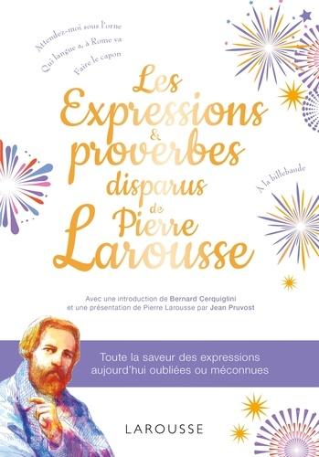 Les Expressions Et Proverbes Disparus De Pierre Larousse Grand Format