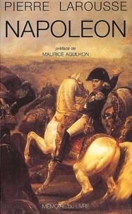 Pierre Larousse - Napoléon.