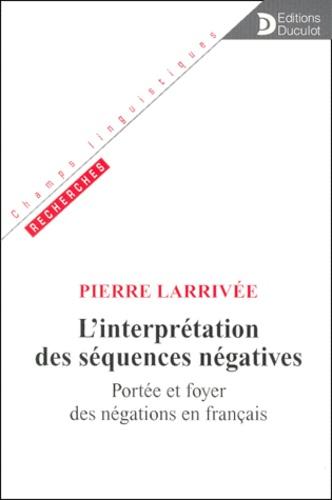 Pierre Larrivée - .