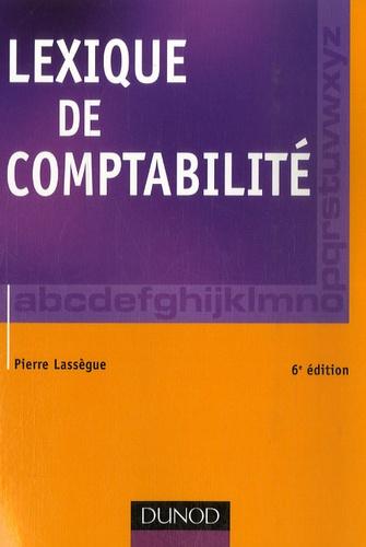 Lexique de comptabilité 6e édition