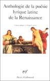 Pierre Laurens - Anthologie de la poésie lyrique latine.