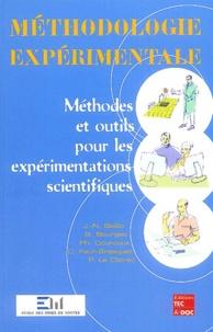 Méthodologie expérimentale - Méthodes et outils pour les expérimentations scientifiques.pdf