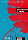 Pierre Le Guérinel - Culture générale - Se préparer, catégories A et B.