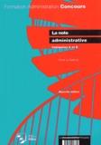 Pierre Le Guérinel - La note administrative - Catégorie A et B.
