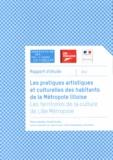 Pierre Le Quéau et Vincent Guillon - Les pratiques artistiques et culturelles des habitants de la Métropole lilloise - Les territoires de la culture de Lille Métropole.