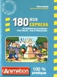 Pierre Lecarme - 180 jeux express.
