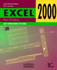 Excel 2000. Les fonctions de base.pdf