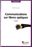 Pierre Lecoy - Communications sur fibres optiques.