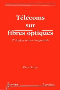 Pierre Lecoy - Télécoms sur fibres optiques.