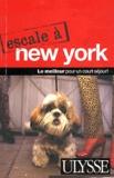 Pierre Ledoux - Escale à New York.