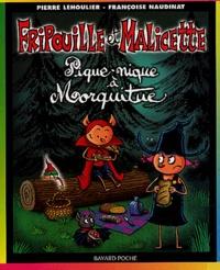 Pierre Lehoulier et Françoise Naudinat - Fripouille et Malicette Tome 4 : Pique-nique à Morquitue.