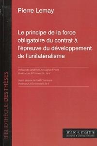 Accentsonline.fr Le principe de la force obligatoire du contrat à l'épreuve du développement de l'unilatéralisme Image