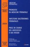 Pierre Lequien et Claude d' Ercole - 34e Journées Nationales de la Société Française de Médecine Périnatale (Dijon).