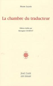 Pierre Leyris - La chambre du traducteur.