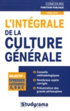 Pierre Lièvre et Laurence Brunel - L'intégrale de la culture générale.