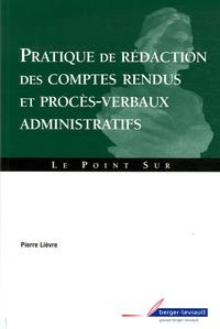 Pratique de rédaction des comptes rendus et procès-verbaux administratifs.pdf