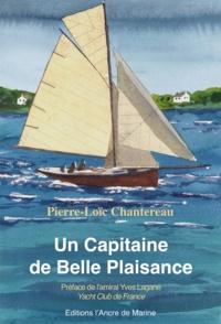 Pierre-Loïc Chantereau - Capitaine de Belle Plaisance.