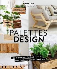 Pierre Lota - Palettes design.