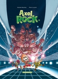 Histoiresdenlire.be Axel Rock Tome 1 Image