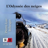 Pierre-Luc Bélanger et Samuel Brassard - L'Odyssée des neiges.