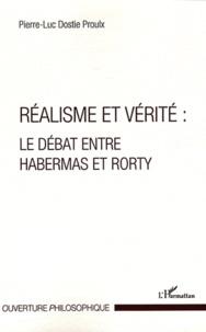Deedr.fr Réalisme et vérité - Le débat entre Habermas et Rorty Image