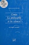Pierre Macherey - Comte, la philosophie et les sciences.