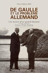 Rhonealpesinfo.fr De Gaulle et le problème allemand. Les leçons d'un grand dessein, 2ème édition Image