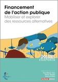 Pierre-Manuel Cloix et Solmaz Ranjineh - Financement de l'action publique - Mobiliser et explorer des ressources alternatives.