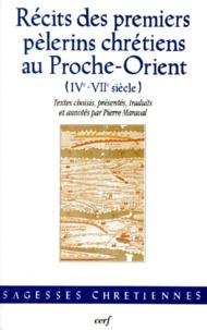 Deedr.fr Récits des premiers pèlerins chrétiens au Proche-Orient (IVème-VIIème siècle) Image