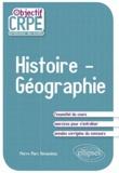 Pierre-Marc Renaudeau - L'épreuve écrite d'histoire-géographie.