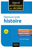 Pierre-Marc Renaudeau - L'épreuve orale d'histoire.