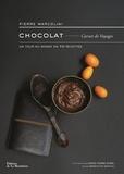 Pierre Marcolini - Chocolat Carnet de Voyages - Un tour du monde en 70 recettes.