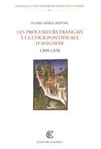 Les procureurs français à la cour pontificale dAvignon (1309-1376).pdf
