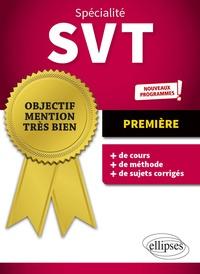 Pierre-Marie Bourlon - Spécialité SVT 1re.
