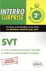 Pierre-Marie Bourlon - SVT Seconde.
