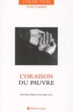 Pierre-Marie de la Croix - L'oraison du pauvre.