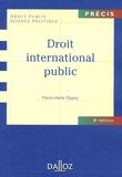 Pierre-Marie Dupuy - Droit international public.