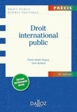 Pierre-Marie Dupuy et Yann Kerbrat - Droit international public.