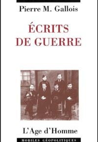 Pierre-Marie Gallois - .